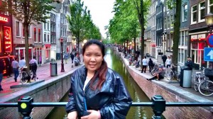 Canals and Red light district